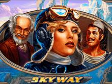 Игровой аппарат Sky Way
