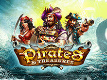 Слот Pirates Treasures от Playson